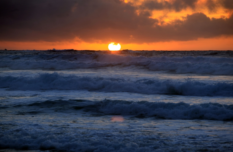 <p>The National Oceanographic and Atmospheric Administration (NOAA) said that ocean surface temperatures off the Northeast US and Canada have reached 57.2 degrees F in 2012 - a record.</p>