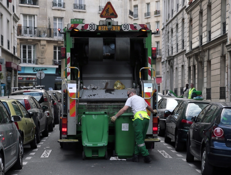 <p>A teenager in Luxembourg was crushed to death by a garbage truck over the weekend.</p>