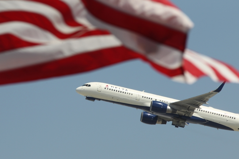 <p>Los Angeles International Airport where Mojtaba Attarodi, 55, was detained on suspicions that he was buying high-tech dual-use equipment for Iran's nuclear program</p>