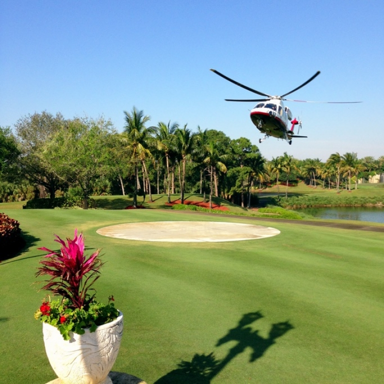 <p>Scenes at the Trump International Golf Club, where membership costs $250,000 just to apply, plus another $30,000 or more a year in maintenance and usage fees, in Palm Beach, Florida.</p>