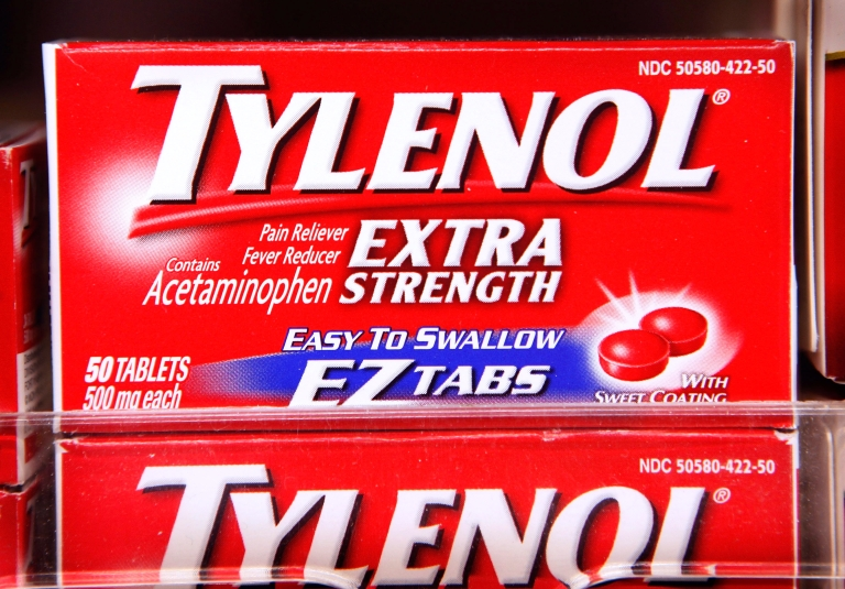 <p>Researchers found that Tylenol may actually reduce the existential dread we feel after watching David Lynch movies.</p>