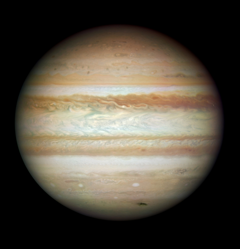 <p>New research shows that the Shoemaker-Levy 9 comet supplied almost all of aqueous part of Jupiter's upper atmosphere.</p>