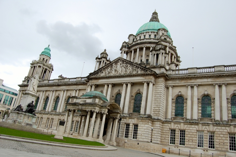 <p>The decision to reduce the number of days the Union Jack flies above Belfast City Hall has reopened old wounds.</p>