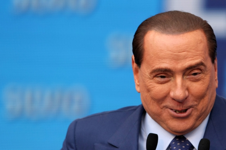 <p>It just keeps getting better and better for Silvio Berlusconi.</p>