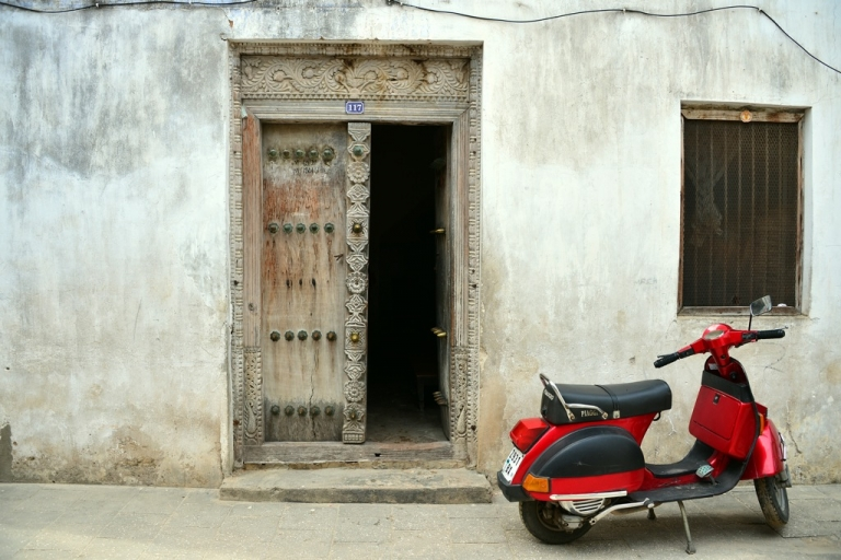 <p>Two British women were attacked with acid as they walked through the streets of Zanzibar's Stone Town on August 7, 2013.</p>