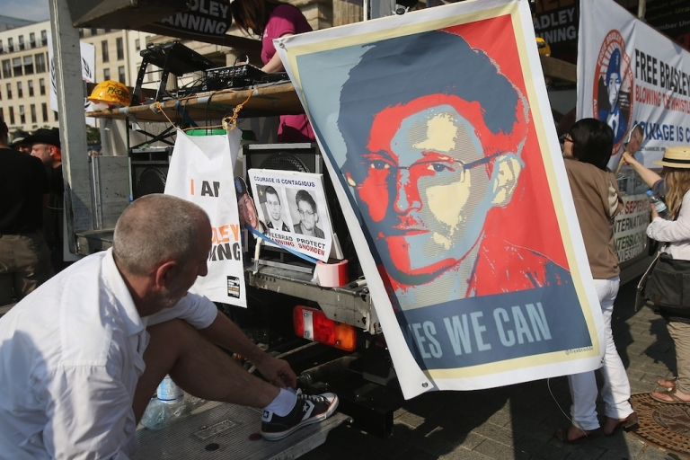 <p>A highly classified summary of nation's intelligence budget leaked by Edward Snowden reveals that the CIA receives the lion's share of funding out of 16 agencies.</p>