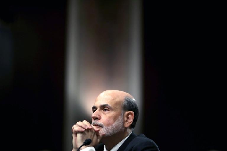 <p>Federal Reserve Board Chairman Ben Bernanke.</p>