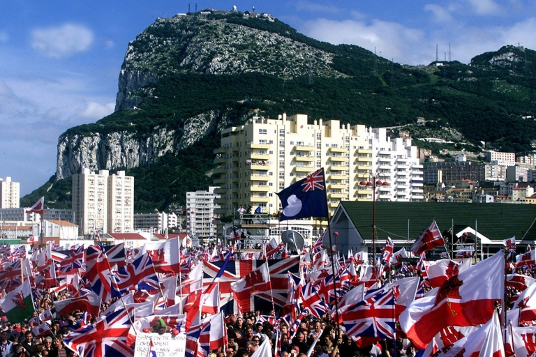<p>Britain says it won't hand over Gibraltar as long as most residents want to remain British.</p>