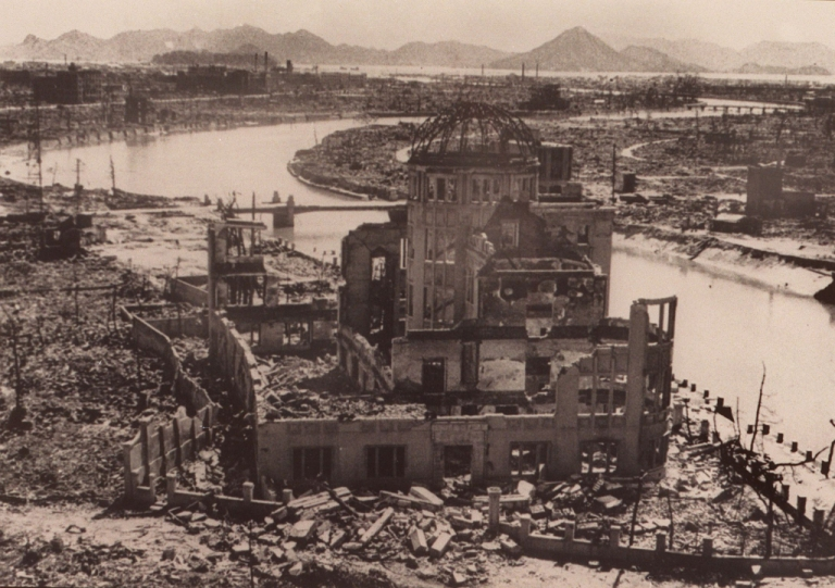 <p>The bombing of Hiroshima left the city leveled and thousands dead, one in five were Korean.</p>