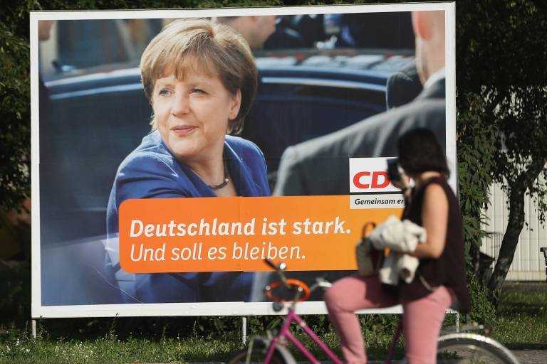 <p>Germans cherish Merkel not only for her self-effacing style but also her sometimes cheeky sense of humor.</p>