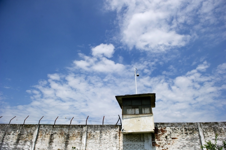 <p>Mexican inmates are not allowed to have cell phones so many smuggle them into prison.</p>