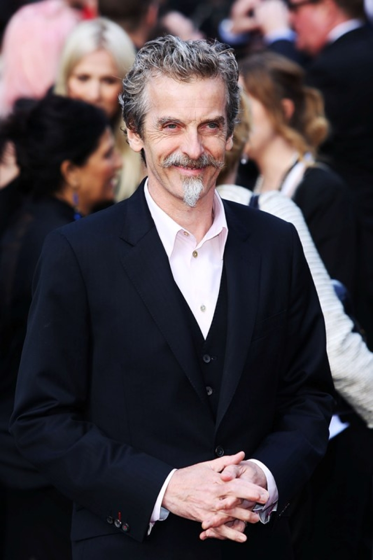<p>LONDON, ENGLAND - JUNE 02: Peter Capaldi attends the World Premiere of 'World War Z' at The Empire Cinema on June 2, 2013 in London, England.</p>