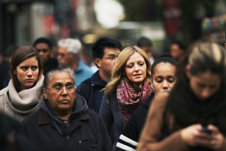 <p>Fast population growth worry you much?</p>