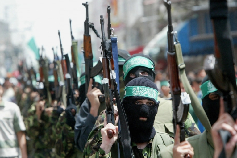 <p>Some 50,000 Palestinians marched in the funerals through the streets of Gaza mourning their losses and protesting the raid that ended with at least12 Palestinians dead. The marchers voiced their opposition to the U.S. 'road map' for peace plan.</p>