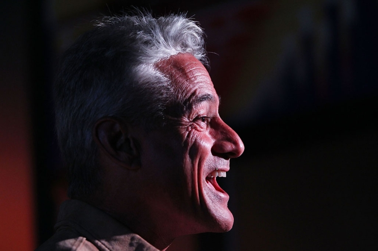 <p>Former United States Olympian Greg Louganis visits USA House on July 31, 2012 in London, England.</p>