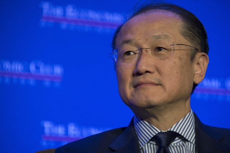 <p>Jim Yong Kim wants to reduce extreme poverty to 3 percent by 2030.</p>
