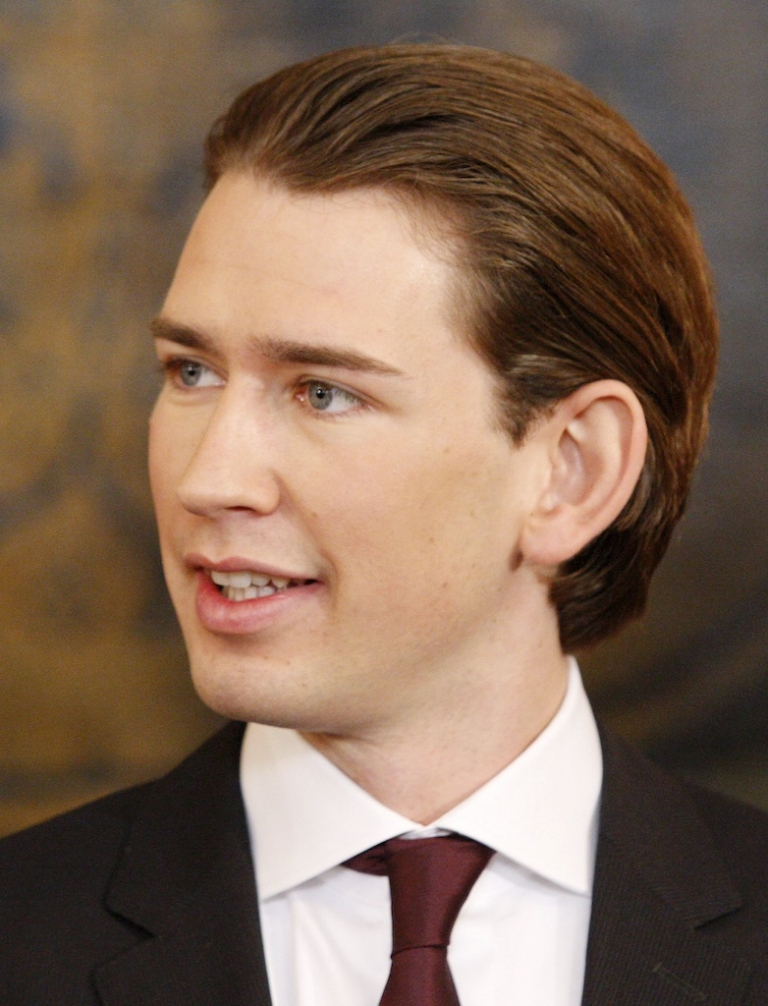 <p>At 27, Sebastian Kurz is officially the youngest foreign minister in Europe.</p>