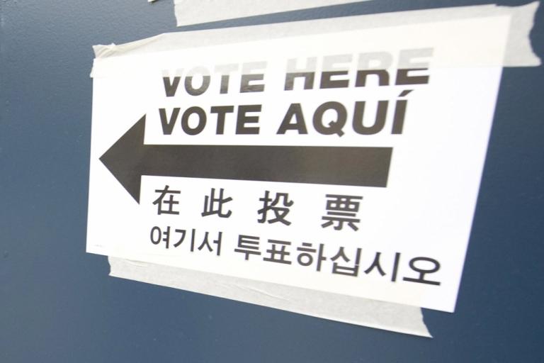 <p>Earth's voting season begins.</p>