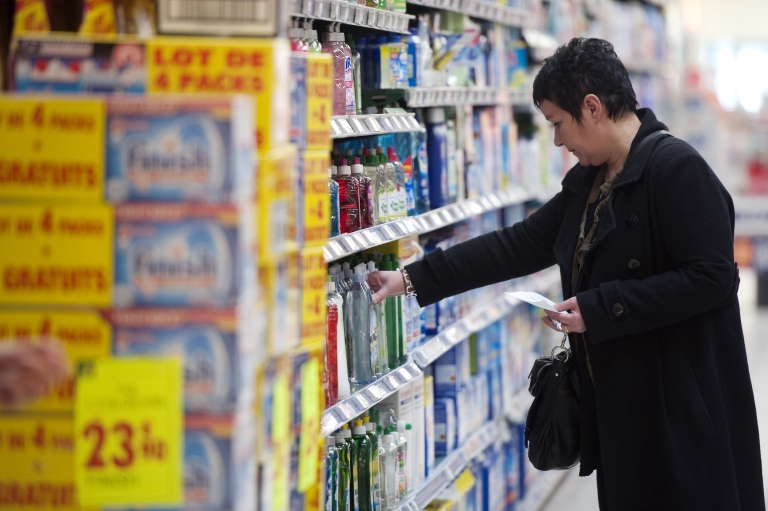 <p>A new UN report says household chemicals may disrupt hormones leading to health problems.</p>