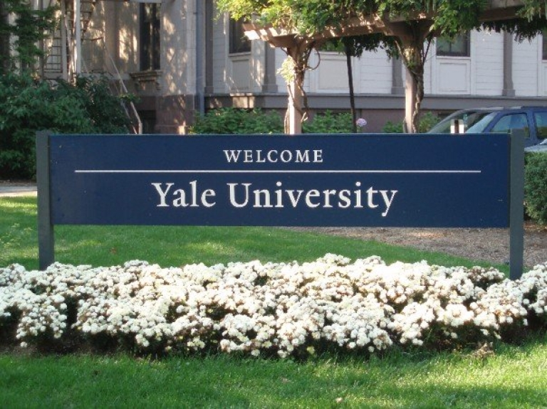 <p>Yale University is urging students and staff to shelter in place after local police received and confirmed a report of a gunman on campus.</p>