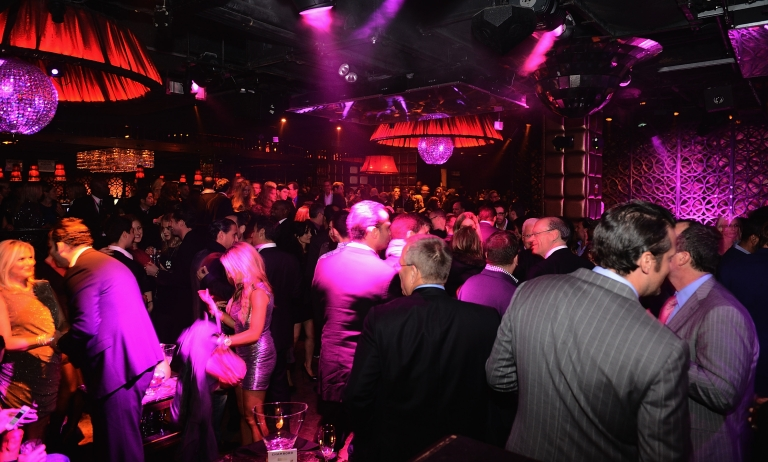 <p>The scene of an after party for the 2012 Victoria's Secret Fashion Show at Lavo NYC on November 7, 2012 in New York City.</p>