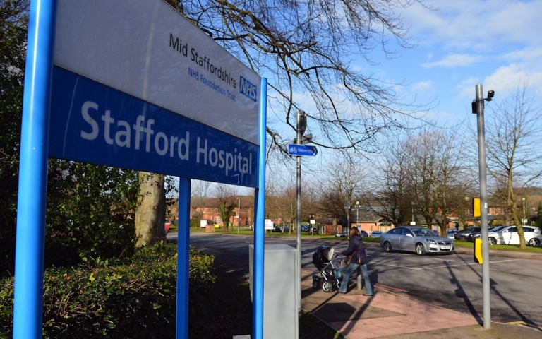 <p>A public inquiry into the appalling care at Stafford Hospital in Britain has found