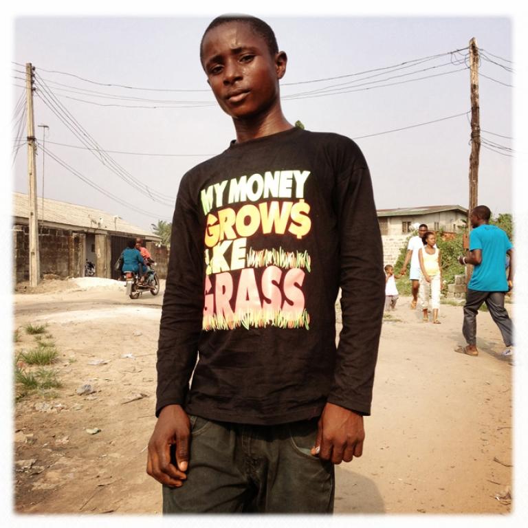<p>Warri, Nigeria.</p>