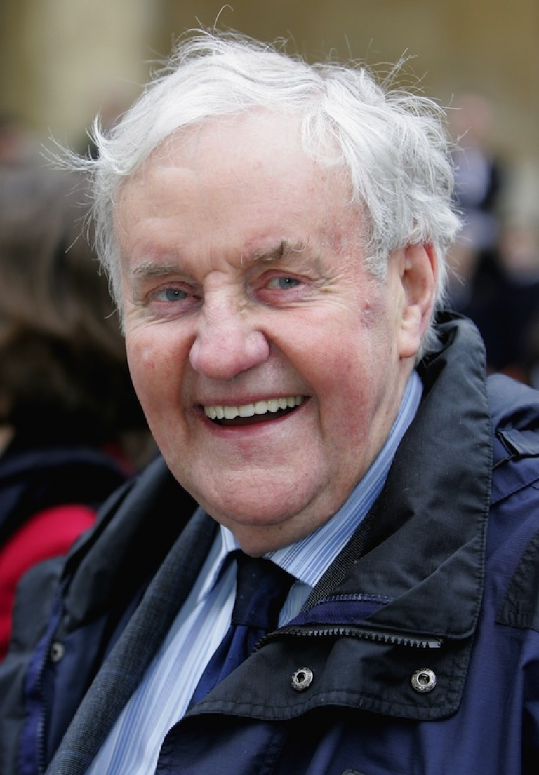 <p>Richard Briers died peacefully at his London home on Sunday, his agent said.</p>