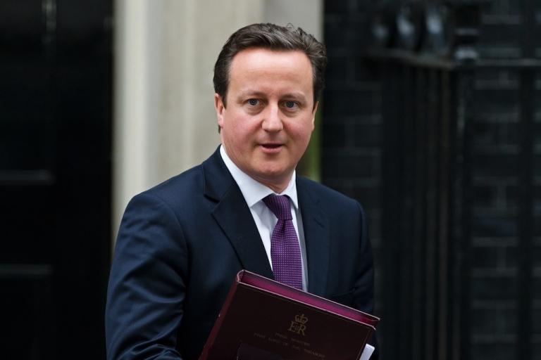 <p>Britain's Prime Minister David Cameron.</p>
