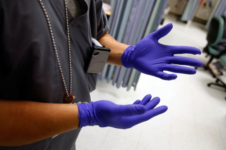<p>New research shows the CRE superbug, which is becoming more common in the US, could take a full year to go away.</p>
