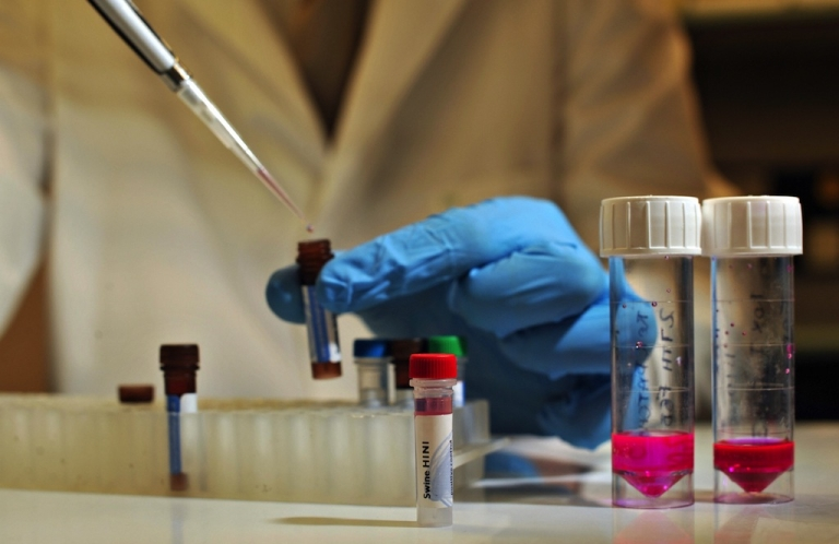 <p>Researchers at Aarhus University Hospital in Denmark are testing a new technique that involves flushing HIV from so-called reservoirs in human DNA.</p>