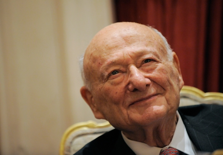 <p>Ed Koch on his 85th birthday on November 18, 2009. The former NYC mayor died on Feb. 1, 2013, at the age of 88.</p>