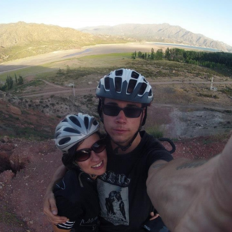 <p>Garrett Hand and Jamie Neal left California for Peru in November but lost contact on January 25. The pair had been cycling across South America and posting status updates and photos on Facebook.</p>