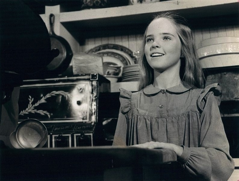 <p>Publicity photograph dated 1974 of actress Melissa Sue Anderson playing Mary Ingalls of the television series Little House on the Prairie. New medical research is shedding light on why the real Mary Ingalls went blind.</p>