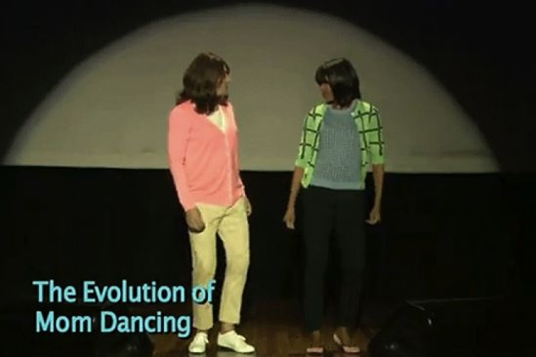 <p>First lady Michelle Obama and Jimmy Fallon's version of