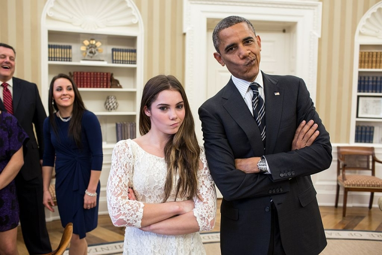<p>Hey Congress, we are not impressed (Official White House Photo by Pete Souza)</p>