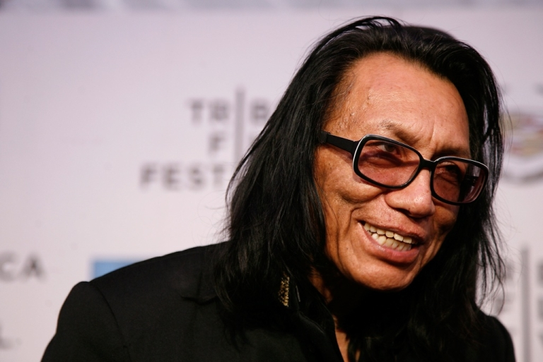 <p>Musician Rodriguez attends the