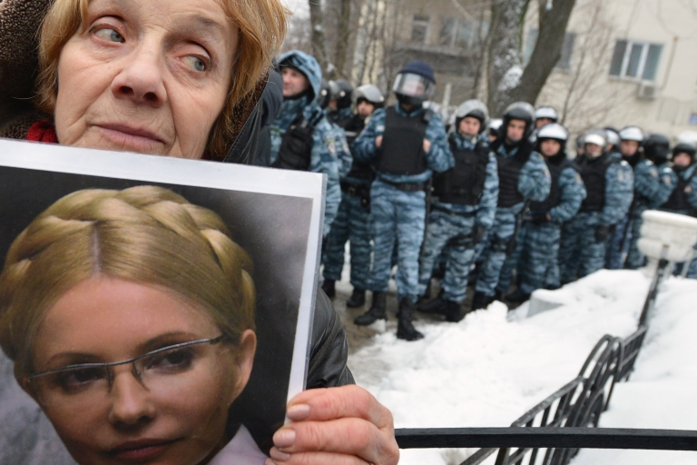 <p>Critics worry the hacking of opposition members' email accounts signals Ukraine is approaching Russia and Belarus.</p>