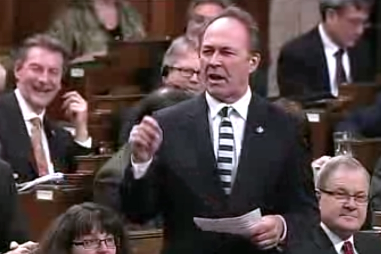 <p>A recent parliamentary debate in Canada saw house members have a back and forth about Zombie apocalypse preparedness.</p>
