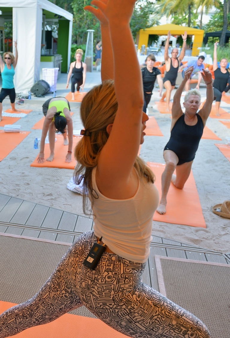 <p>A new study at the University of Kansas says that yoga can help with a common form of heart arrhythmia.</p>