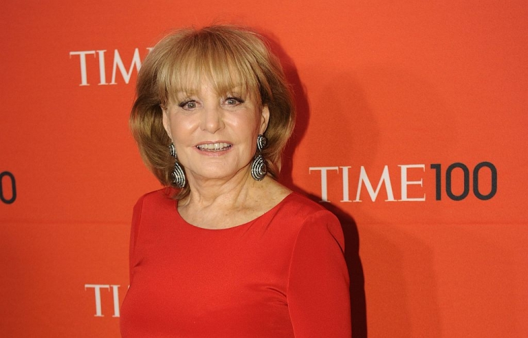 <p>Barbara Walters, looking a bit healthier here, attends the Time 100 Gala celebrating the Time 100 issue of the Most Influential People In The World at Jazz at Lincoln Center on April 24, 2012 in New York.</p>