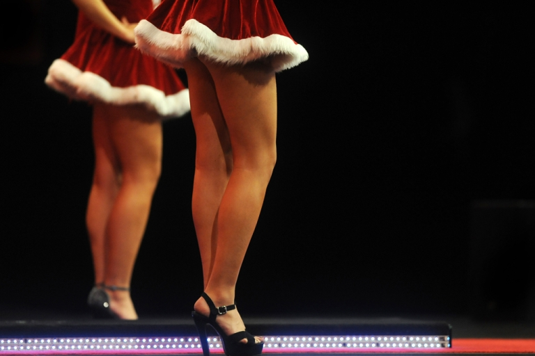 <p>A British member of parliament has drawn criticism for comments suggesting that young women wearing short skirts and high heels have a harder time getting away from rapists.</p>