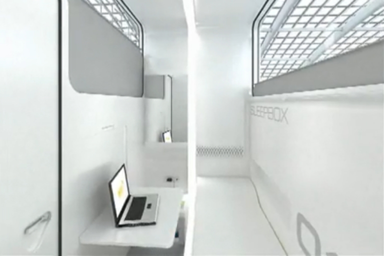 <p>Moscow has its first capsule hotel inspired by the pod hotels popular in Japan.</p>