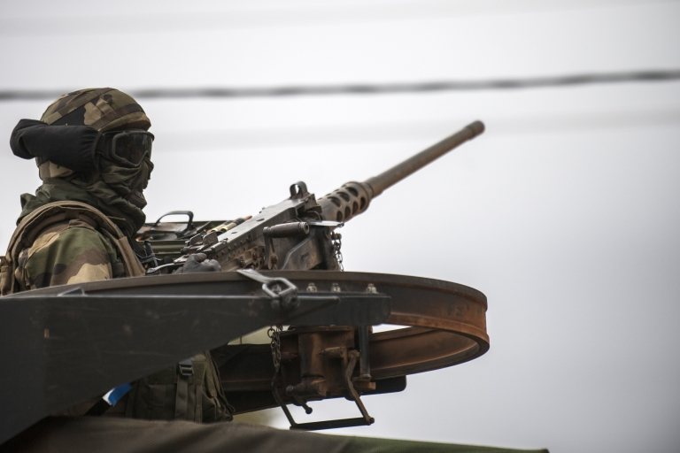 <p>French troops in Mali: They may be among the world's best, but can they make up for the rest of the continent?</p>