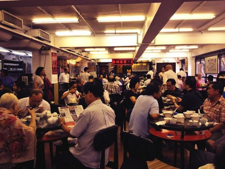 <p>Benjamin Carlson takes us to dim sum in Hong Kong.</p>