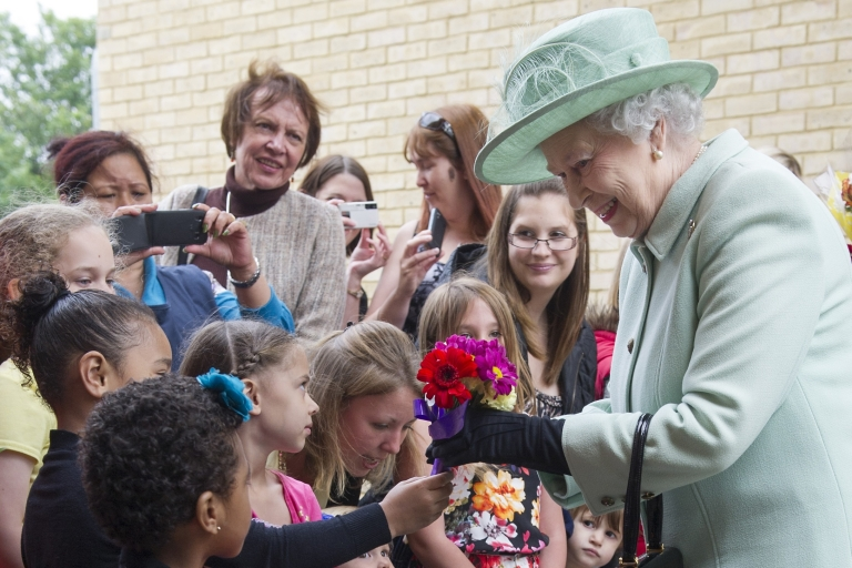 <p>Common touch? Tweeting makes royal family members seem like