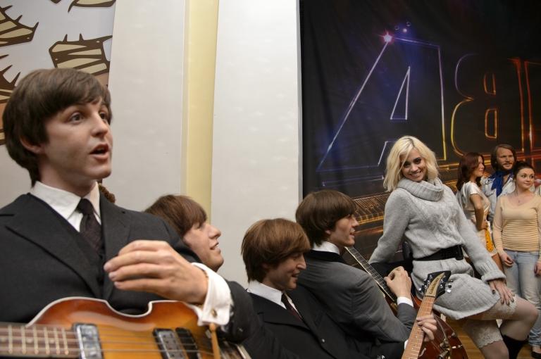 <p>The Beatles.</p>