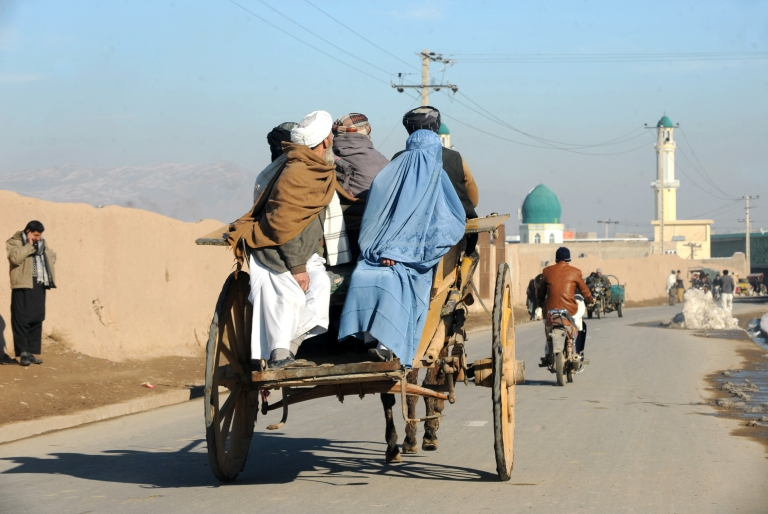 <p>The city of Herat, Afghanistan where A Soviet soldier who went missing three decades ago was found alive recently.</p>