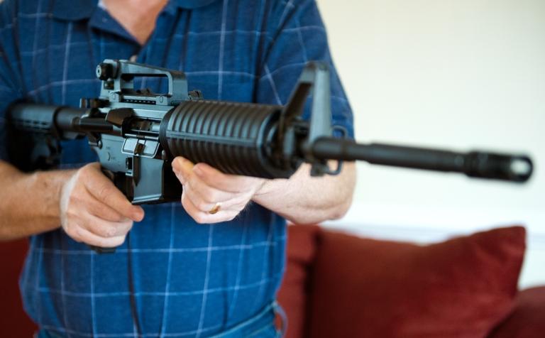 <p>A little league baseball association in Illinois is raffling off an AR-15 assault rifle to pay for new equipment.</p>