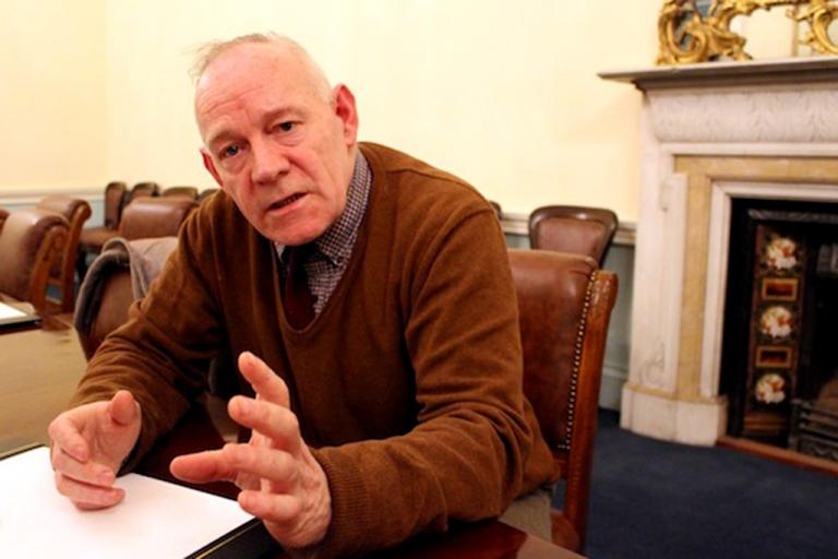 <p>Dublin City Councillor Mannix Flynn</p>
